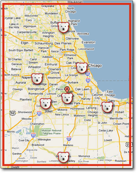Polar Heating and Air Conditioning Serves the entire Chicago, Chicago Suburbs, and NW Indiana areas. We also serve the greater Kankakee area