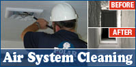 Air System Cleaning, Air duct Cleaning, Indoor Air Quality