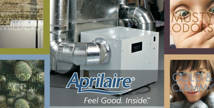 Aprilaire Whole Home Dehumidifiers Chicago Il Amp Suburbs
