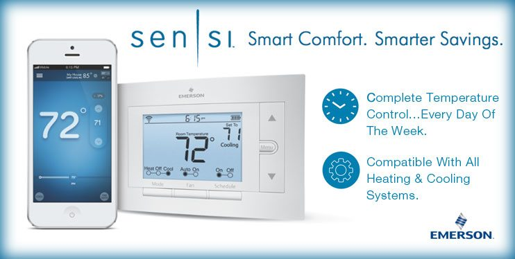 Programmable wifi thermostat sales and installation in Chicago, IL and the suburbs