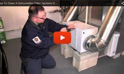 dehumidifier filter replacement chicago il