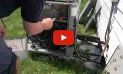 How to clean an air conditioner - Chicago air conditioner maintenance