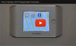 ecobee wifi thermostat installation in Chicago, IL