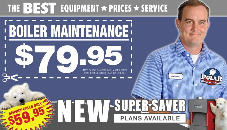 Boiler maintenance, boiler cleaning, and boiler inspection coupons for Chicago homeowners and businesses