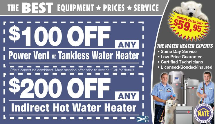Tankless hot water heater sale $2800.00. We repair, and install tankless water heaters in Chicago, IL