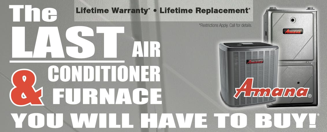 Air Conditioner Amp Furnace Repair Service Replacement