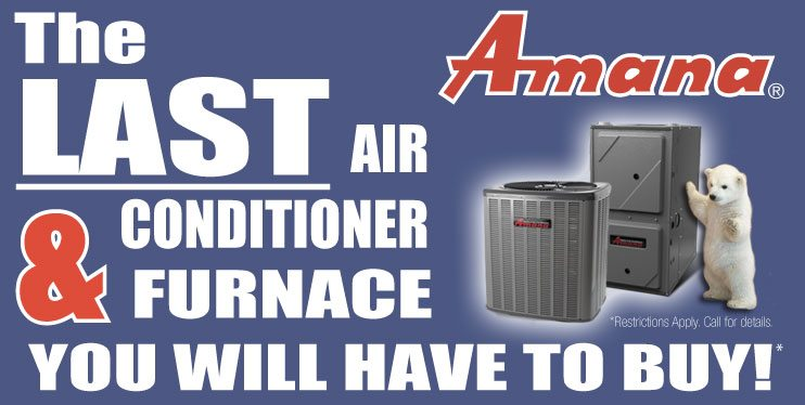 Amana hvac sales chicago, il