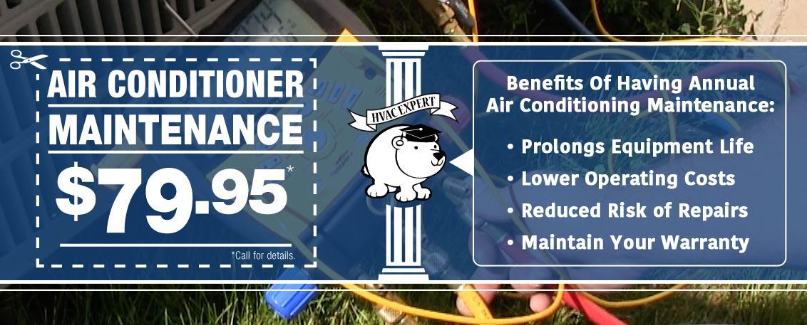 Air conditioner maintenance in Chicago IL