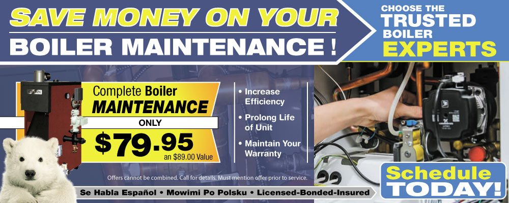 Boiler Maintenance, Cleaning & Inspections | Chicago, IL & Suburbs