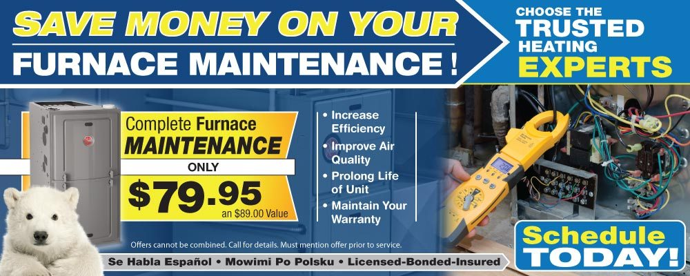 chicago furnace maintenance coupon