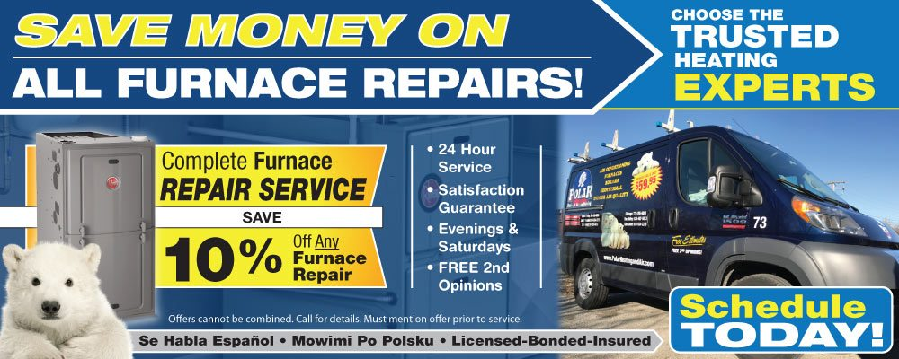 Chicago furnace repair couponss