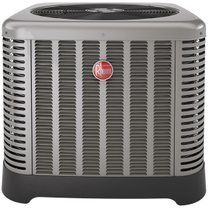 Rheem RA16 Classic Series Air Conditioner Installation in Chicago