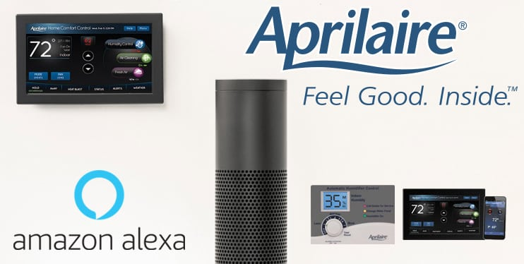 Aprilaire smart thermostat installation Chicago Il