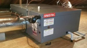 spacpak air conditioner
