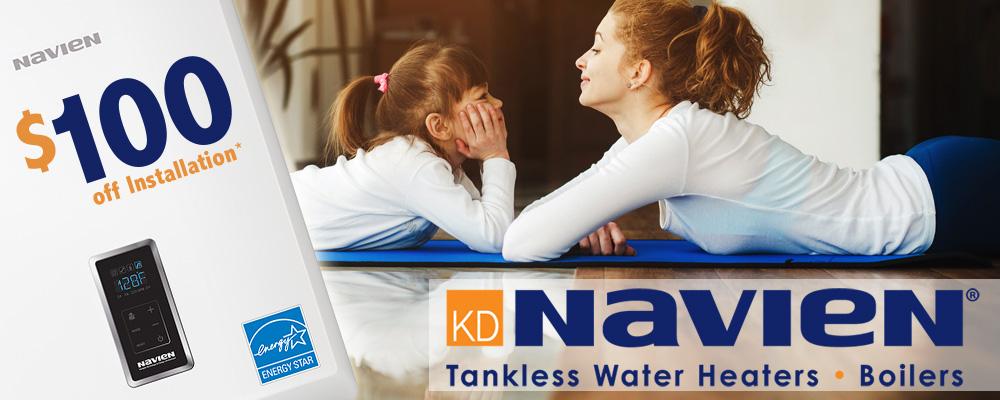 Navien Combi Boiler Tankless Chicago sales