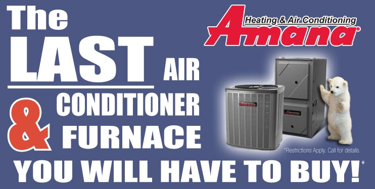 amana furnace sales, installation, and repair in Chicago, Il
